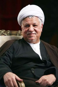 L'ayatollah Ali Akbar Hashemi Rafshanjani